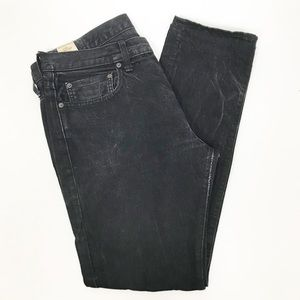 J. Crew Black Men's Jeans Style 484